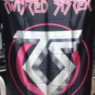 TWISTED SISTER Twisted Forever FLAG BANNER CLOTH POSTER TAPESTRY CD Glam Metal