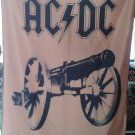 AC/DC For Those About to Rock FLAG CLOTH POSTER WALL TAPESTRY BANNER CD Angus Young HEAVY METAL