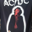 AC/DC Powerade FLAG CLOTH POSTER WALL TAPESTRY BANNER CD Angus Young HEAVY METAL