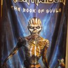 IRON MAIDEN The Book of Souls - Blue Eddie FLAG CLOTH POSTER WALL TAPESTRY BANNER Heavy Metal