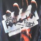 JUDAS PRIEST British Steel FLAG CLOTH POSTER TAPESTRY BANNER CD Thrash