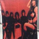 ANGELES DEL INFIERNO Pacto con el Diablo FLAG CLOTH POSTER WALL TAPESTRY BANNER Heavy Metal