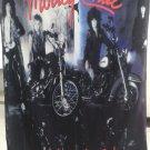 MOTLEY CRUE Girls Girls Girls FLAG BANNER CLOTH POSTER Glam Metal Hard Rock