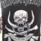 MOTORHEAD March or Die FLAG BANNER CLOTH POSTER Hard Rock
