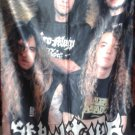 SEPULTURA Band 1 FLAG CLOTH POSTER WALL TAPESTRY BANNER CD Thrash Metal
