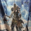 AMON AMARTH Jomsviking FLAG CLOTH POSTER WALL TAPESTRY BANNER CD Death Metal