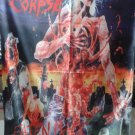 CANNIBAL CORPSE Eaten Back to Life FLAG CLOTH POSTER WALL TAPESTRY CD DeathMetal