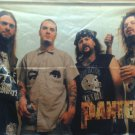 PANTERA Band 1 FLAG POSTER WALL TAPESTRY BANNER CD Thrash Metal