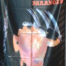 BLACK SABBATH Paranoid Ozzy FLAG CLOTH POSTER WALL TAPESTRY BANNER CD
