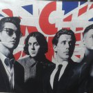 ARTIC MONKEYS Band Logo AM FLAG CLOTH POSTER WALL TAPESTRY CD INDIE ROCK