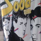 SODA STEREO First LP FLAG CLOTH POSTER TAPESTRY BANNER Cerati Zeta Alberti ROCK