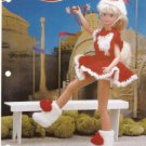 Plastic Canvas Pattern to make Cheerleader Outfit Annies Attic