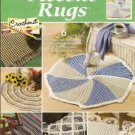 Annie's Attic Accent Rugs to Crochenit Pattern by Annies Attic