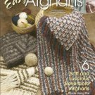 Annies Attic Chrochenit Cable Hook Afghan Pattern
