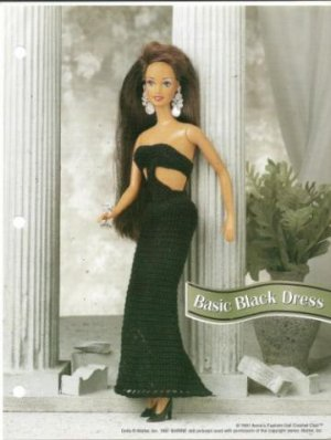Open and Mark The Front Torso Darts on a Basic Doll Sloper