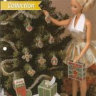 Barbie Doll Size Beaded Christmas Ornaments Bags Stockings PC Pattern