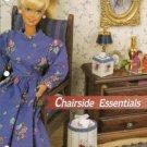 Barbie Fashion Doll Tissue Box Wastebasket Plastic Canvas Pattern