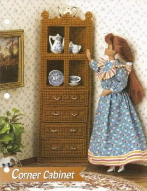 Annie's Attic Crochet Pattern SACHETS Vintage Styles 12 Designs
