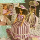 Barbie Doll Fashion Accessory Keeper Plastic Canvas Pattern