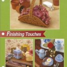 Annies Attic Basket Food Plate Tissue Box Plastic Canvas Pattern