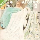 Baby Afghan Crochet and Knitted Patterns, Extra Easy Patterns