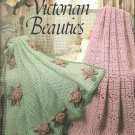 Leisure Arts 1292, Victorian Beauties Crochet Afghan Patterns