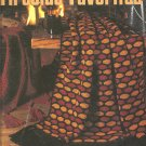 Leisure Arts 2613, Fireside Favorites, 6 Crocheted Afghan Patterns