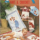 Raggedy Ann and Andy Baby Knit and Crochet Patterns