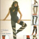 Leisure Arts 251, Crocheted Leg Warmers Pattern