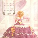 Annie's Attic The Cotillion, Miss May 1992, Crochet Pattern for Dress