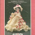 Fibre Craft Constance 15 Inch Doll Dress Crochet Pattern