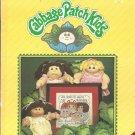 Cabbage Patch  Kids Cross Stitch Patterns, Plaid 7677