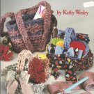 Beginners Guide to Rag Crochet by Kathy Wesley, American School of Needlework 1135