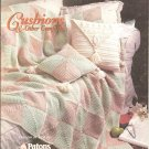 Patons Cushions and Other Comforts Knitting Patterns
