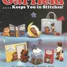 Garfield, Keeps You in Stitches Plastic Canvas Patterns