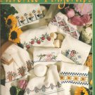 Favorite Fingertip Towels Cross Stitch Pattern, Leisure Arts 2854