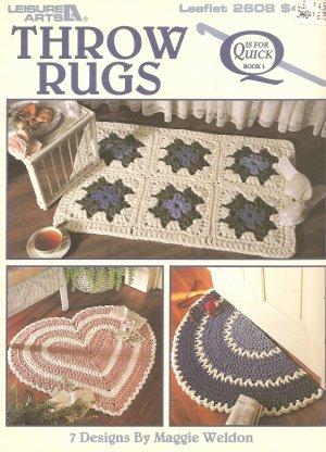 Rag Rug Pattern Page 2 - Carol's Rugs and rug-making
