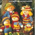 Jean Greenhowe's Scarecrow Family Knitting Patterns