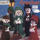 Christmas Crochet Volume 4, Christmas Folks, Christmas  Carolers