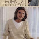 Fashion Collection Ladies Crochet Sweater and Cardigan Patterns, Leisure Arts  # 3083