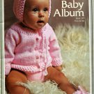 The Bernat Baby Album, Book 157, Baby Knitting and Crochet Patterns