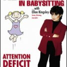 ADDventures in Babysitting...with Ellen Kingsley