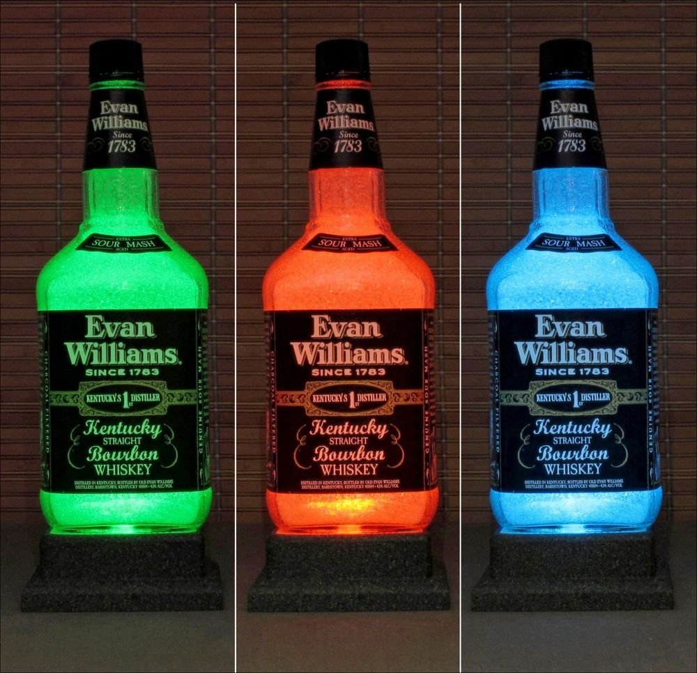 Color Change Whisky Glass