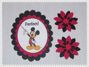 Mickey Mouse Perfect-3pc set
