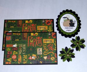 Halloween Night-5pc set