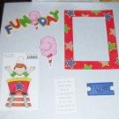 Fun Day-MMI-Retired HTF-Scrapbook set