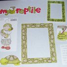My Pet Reptile-MMI-Retired HTF-Scrapbook set