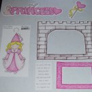 Our Princess-MMI-Retired HTF-Scrapbook set
