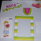 Slice of Summer-MMI-Retired HTF-Scrapbook set