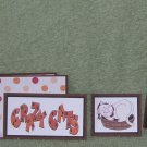 Crazy Cats-5pc Mat Set